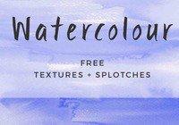 【喷墨笔刷】44套专业版Photoshop 水彩喷墨笔刷免费下载