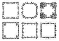 【复古笔刷】48套PHOTOSHOP复古笔刷下载 ,复古素材首选