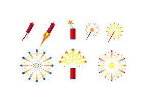 【烟火素材】58套 Illustrator 烟火图案下载,烟火卡通图推荐款