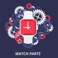 【手表图案】33套 Illustrator 手表素材下载,手表卡通图推荐款