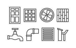【家图案】36套 Illustrator 家 logo图下载,家卡通图推荐款