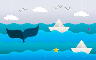 【海洋背景】42套 Illustrator 海洋图片下载,海洋素材推荐款