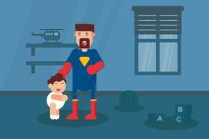 【爸爸卡通图】35套 Illustrator 爸爸图案下载,爸爸素材推荐款
