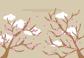 【梅花图案】62套 Illustrator 梅花图片下载,梅花素材推荐款