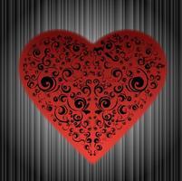 【爱心壁纸】34套 Illustrator 爱心小图下载,爱心图框推荐款