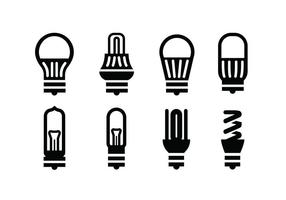 【灯泡 icon】42套 Illustrator 灯泡图案下载,灯泡素材推荐款