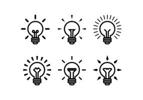 【灯泡素材】精选30款灯泡素材下载,灯泡符号免费推荐款