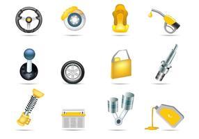 【汽车ICON图示】72组illustrator 汽车图示下载,汽车图案推荐款