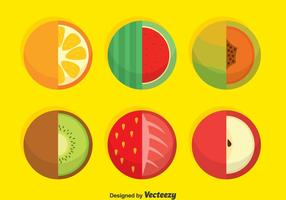 【奇异果图片】28套 Illustrator 奇异果图案下载,奇异果素材推荐款