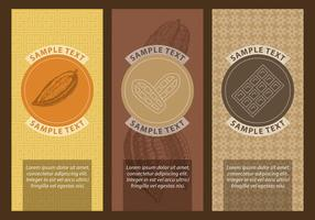 Cocoa And Chocolate Labels