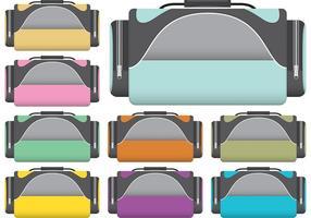 【纸袋版型】68套 Illustrator 纸袋版型下载,纸袋设计素材首选
