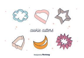 Cookie Cutter Vector