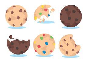 Cookie Vector Set