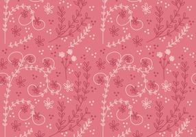 【花朵背景】35套 Illustrator 花朵符号下载,花朵素材推荐款