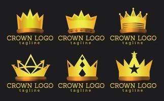 【皇冠符号】35套 Illustrator 皇冠图案下载,皇冠素材推荐款