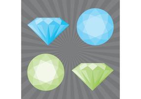 【钻石图案】34套 Illustrator 钻石素材下载,钻石符号推荐款