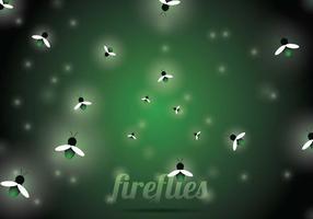 【萤火虫图案】9套 Illustrator 萤火虫图片下载,萤火虫素材推荐款