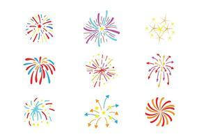 Fireworks Vector Pack