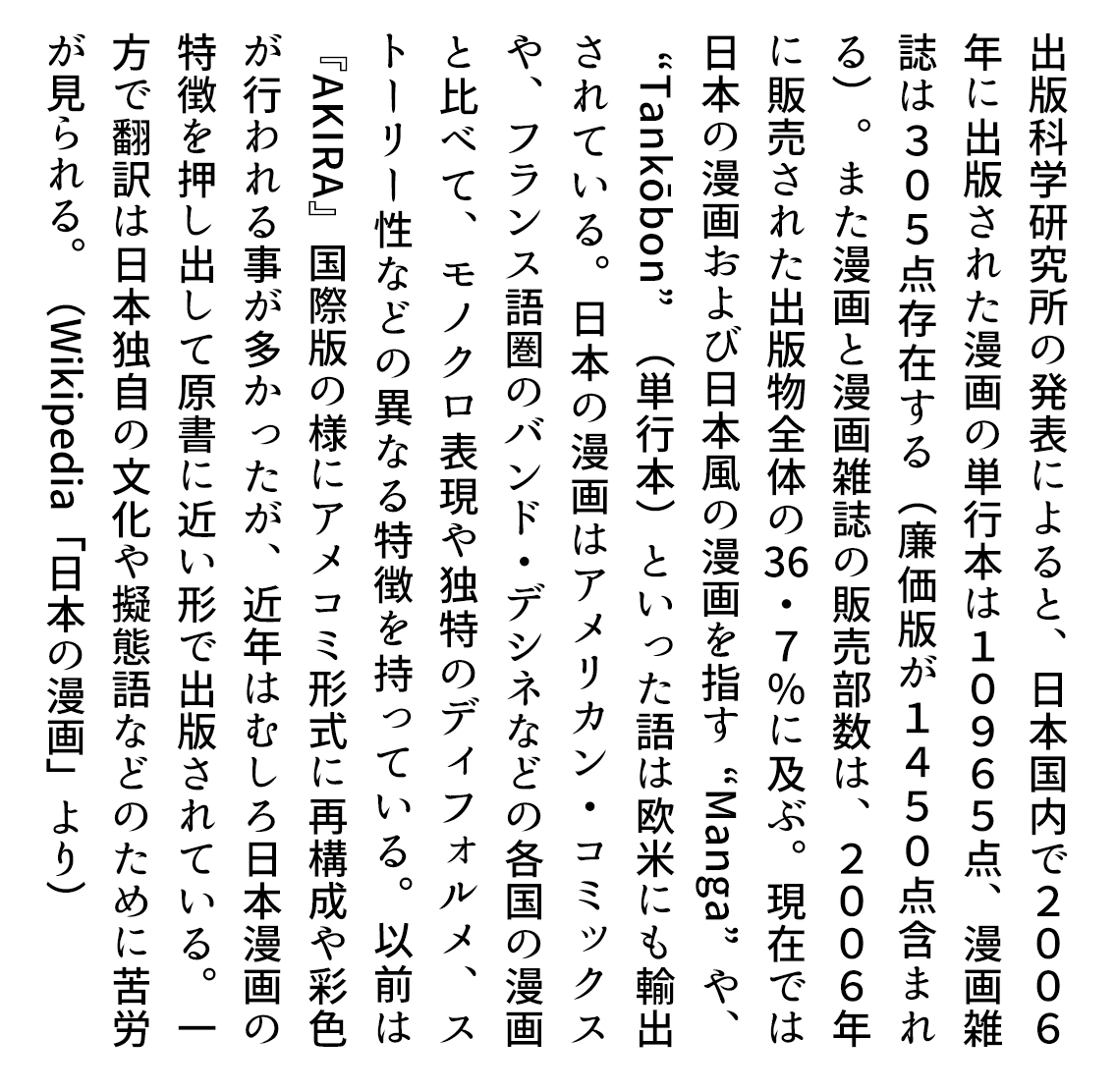 【动漫字体】日本动漫卡通专用的动漫字体免费下载,无版权可商用