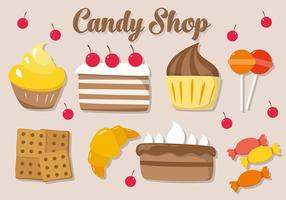 Free Cookie Vector Illustration