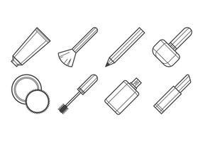 【化妆品空白包装】70套Illustrator 化妆品空白包装下载