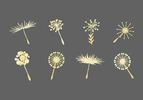 【蒲公英图片】34套 Illustrator 蒲公英图案下载,蒲公英素材推荐款
