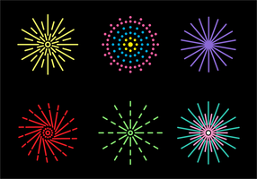 Free Fire Crackers Icon Vector