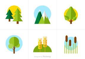 【树图案】67套 Illustrator 树插图下载,树png推荐款