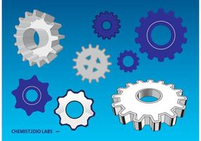【齿轮素材】36套 Illustrator 齿轮icon下载,齿轮图片推荐款