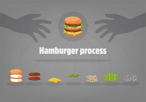 【汉堡图案】35套 Illustrator 汉堡插图下载,汉堡图片推荐款