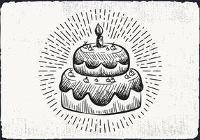 【生日蛋糕图卡】40套 Illustrator 生日蛋糕q版图下载,可爱生日蛋糕推荐款