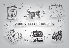 【房子卡通图】72套 Illustrator 房子图案下载,房子图片推荐款