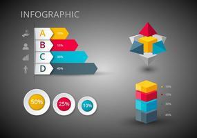【图表制作】精选60款图表制作下载,图表设计免费推荐款