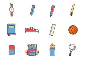 【铅笔图案】34套 Illustrator 铅笔素材下载,铅笔卡通图案推荐款