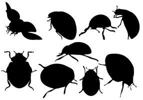 【瓢虫图案】37套 Illustrator 瓢虫图片下载,瓢虫图腾推荐款