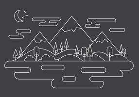 【树林剪影】精选32款树林剪影下载,树林图片免费推荐款