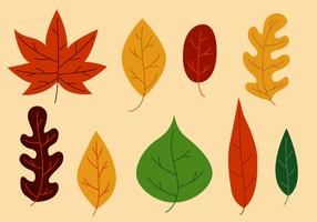 【树叶图案】32套 Illustrator 树叶素材下载,树叶图片推荐款