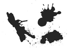 【喷溅素材】82套 Illustrator 喷墨素材下载,喷漆素材首选