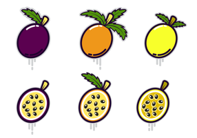 【木瓜图片】39套 Illustrator 木瓜图案下载,木瓜素材推荐款