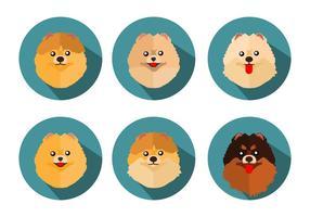 【小狗图案】50套 Illustrator 小狗图案下载,小狗图片推荐款