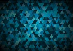 Vector Blue Geometric Backlground