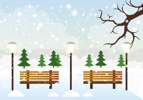 【下雪图案】40套 Illustrator 下雪素材下载,下雪背景推荐款