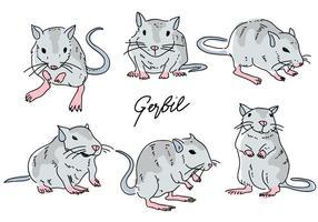 【老鼠图案】35套 Illustrator 老鼠Q版图下载,老鼠卡通图推荐款
