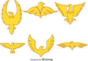 【老鹰图腾】42套 Illustrator 老鹰图案下载,老鹰图片推荐款