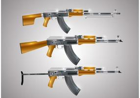 【武器素材】32套 Illustrator 武器图片下载,武器符号推荐款