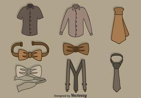 【领带版型AI】35套Illustrator 领带图案版型下载