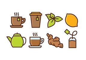 【茶壶图案】35套 Illustrator 茶壶卡通图下载,茶壶素材推荐款