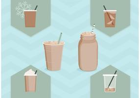 【杯子图案】31套 Illustrator 可爱杯子下载,杯子素材推荐款