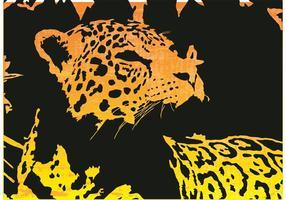 【豹卡通图】34套 Illustrator 豹 logo下载,豹图案推荐款