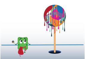 【棒棒糖图案】30套 Illustrator 棒棒糖图片下载,棒棒糖卡通图推荐款